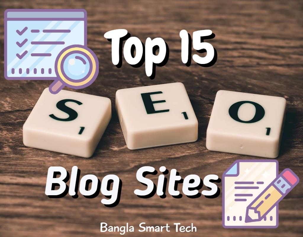 SEO Blog Sites